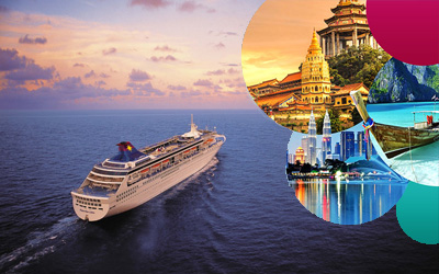 singapore with cruise from mumbai