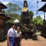 Mr Mukul Amgaonkar & Couple visited Bali Indonesia