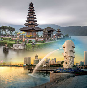 Best Singapore With Bali Packages Cruise Honeymoon Holiday