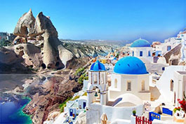Greece and Turkey Tour Packages