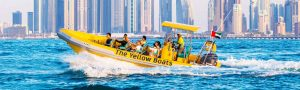 Yellow Boat Tour