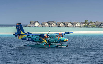 Last day of Maldives holiday package